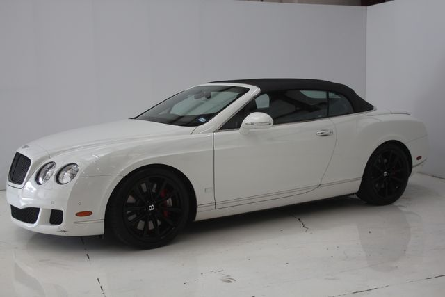 2011 Bentley Continental GTC Speed Houston, Texas 4
