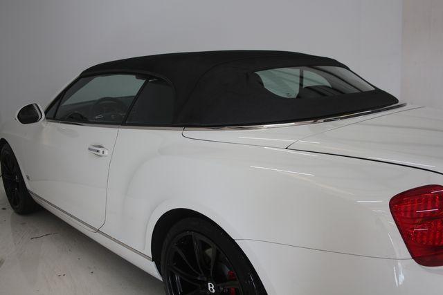 2011 Bentley Continental GTC Speed Houston, Texas 32