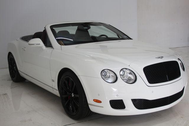 2011 Bentley Continental GTC Speed Houston, Texas 7