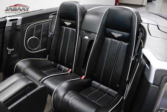 2011 Bentley Continental GTC 80-11 Edition Merrillville, Indiana 12