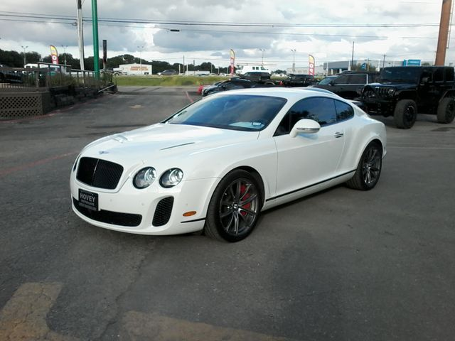 2011 Bentley Continental Supersports Boerne, Texas 1