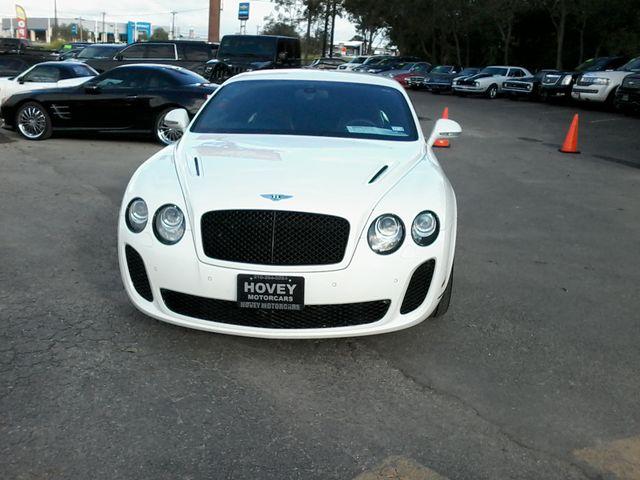 2011 Bentley Continental Supersports Boerne, Texas 2