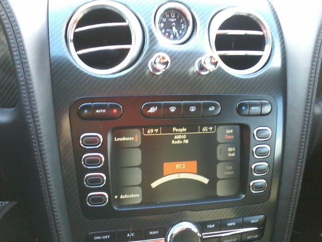 2011 Bentley Continental Supersports Boerne, Texas 24