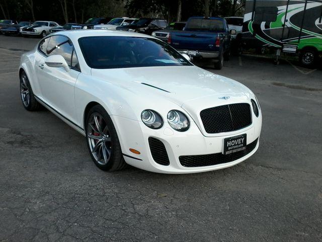 2011 Bentley Continental Supersports Boerne, Texas 3
