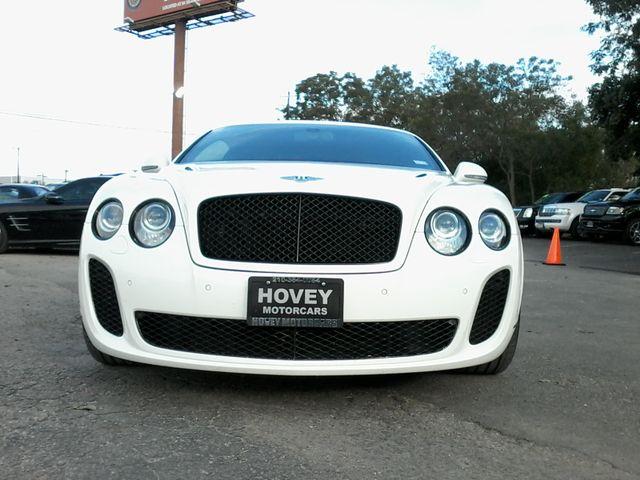 2011 Bentley Continental Supersports Boerne, Texas 7