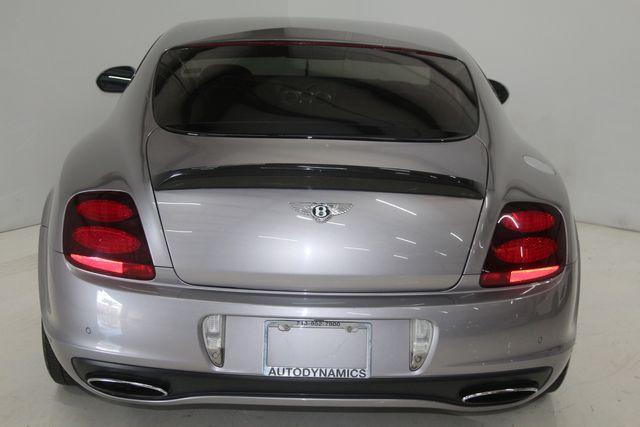 2011 Bentley Continental Supersports Houston, Texas 13