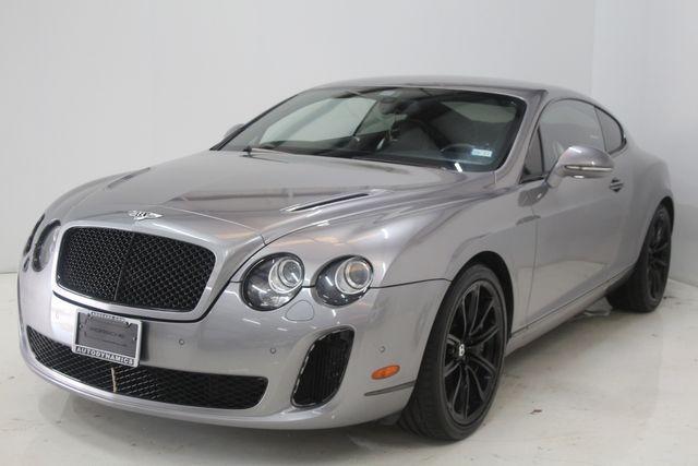 2011 Bentley Continental Supersports Houston, Texas 2