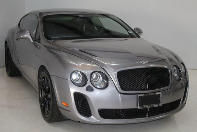 2011 Bentley Continental Supersports Houston, Texas 3