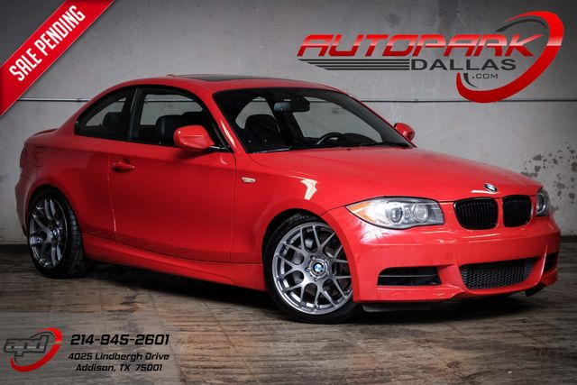 2011 BMW 135i M-Sport Coilovers, Wheels, & More