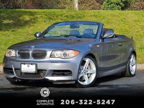 2011 BMW 135i Convertible Sport Convenience Premium Value Packages NICE!  in Seattle