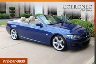 2011 BMW 3 Series 335i Convertible M Sport in Addison TX, 75001