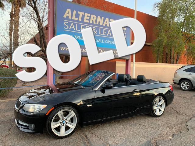 2011 BMW 328i 2 DOOR CONVERTIBLE 3 MONTH/3,000 MILE NATIONAL POWERTRAIN WARRANTY Mesa, Arizona