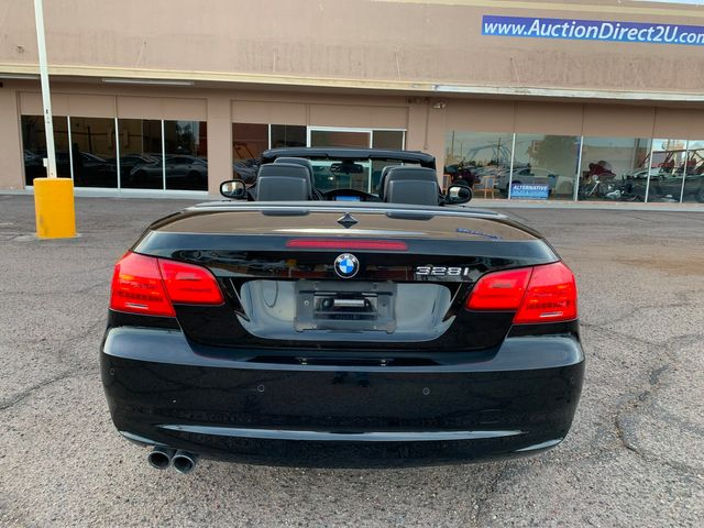 2011 BMW 328i 2 DOOR CONVERTIBLE 3 MONTH/3,000 MILE NATIONAL POWERTRAIN WARRANTY Mesa, Arizona 3
