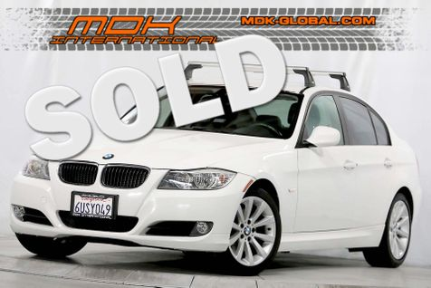 2011 BMW 328i - Only 32K miles - Roof rack in Los Angeles