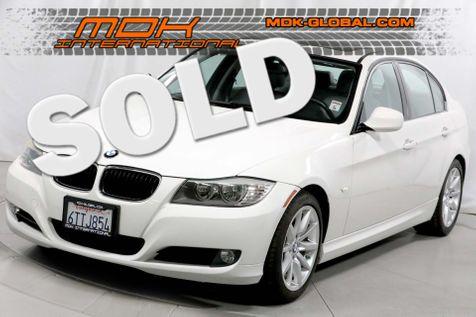 2011 BMW 328i - Manual - Sport pkg - H/K Sound in Los Angeles