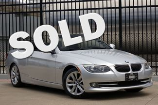 2011 BMW 328i CONVERTIBLE * Automatic * ONLY 44k MILES * Leather Plano, Texas
