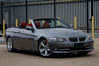 2011 BMW 328i Red Leather* Hard Top CV** EZ Finance** | Plano, TX | Carrick's Autos in Plano TX