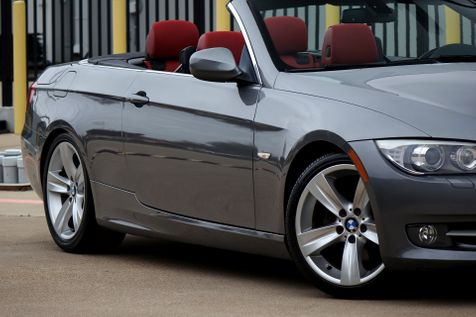 2011 BMW 328i Red Leather* Hard Top CV** EZ Finance** | Plano, TX | Carrick's Autos in Plano, TX