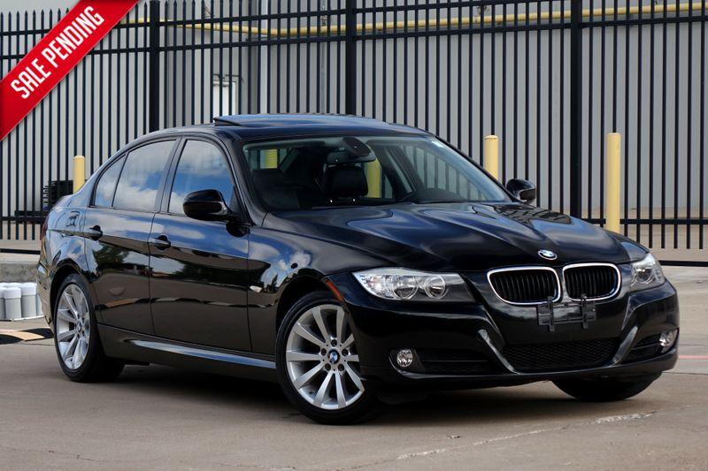 2011 BMW 328i Sedan* Manual* Only 87k mi* Leather* EZ Finance**   Plano, TX   Carrick's Autos in Plano TX