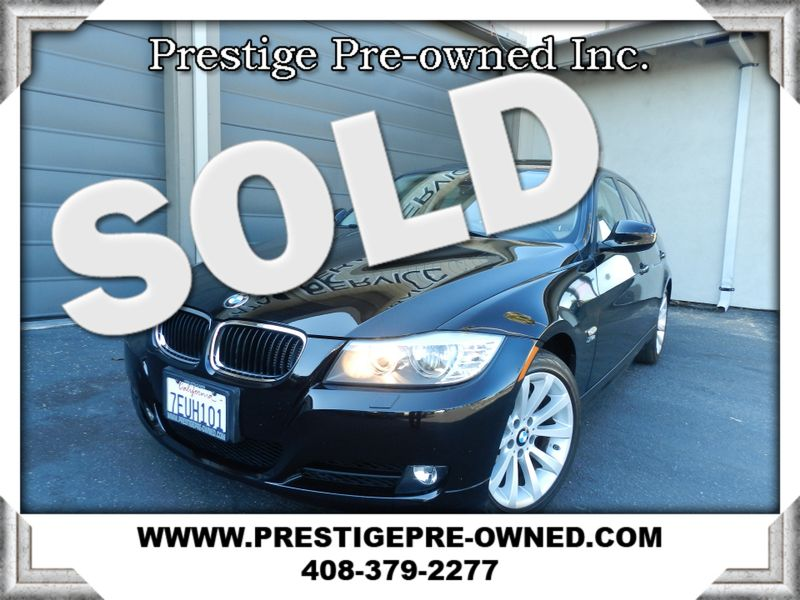 2011 BMW 328I XDRIVE ((*AWD/PREM/TECH/COLD WTR PKG*))  in Campbell CA