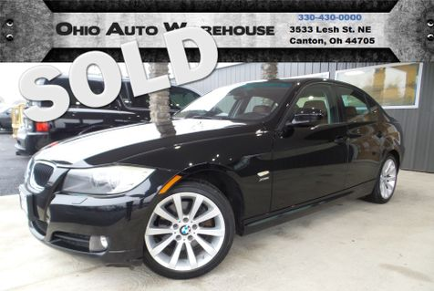 2011 BMW 328i xDrive All Wheel Drive Sunroof Clean Carfax We Finance | Canton, Ohio | Ohio Auto Warehouse LLC in Canton, Ohio