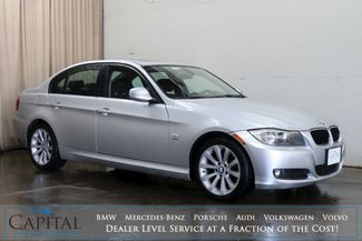 2011 BMW 328xi xDrive AWD Sport Sedan w/Navigation, Heated Seats, Moonroof and Bluetooth Audio in Eau Claire, Wisconsin 54703