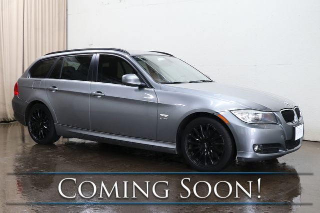 2011 BMW 328xi xDrive AWD Sport Wagon w/Panoramic Moonroof, Cold Weather and Premium Packages