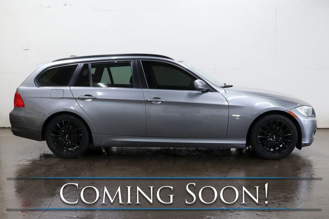 2011 BMW 328xi xDrive AWD Sport Wagon w/Panoramic Moonroof, Cold Weather and Premium Packages in Eau Claire, Wisconsin 54703