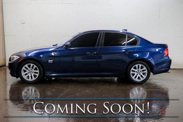 2011 BMW 328xi xDrive Sport Sedan w/Nav, Heated Seats, Moonroof, HI-FI Audio & 2-Tone Interior in Eau Claire, Wisconsin 54703