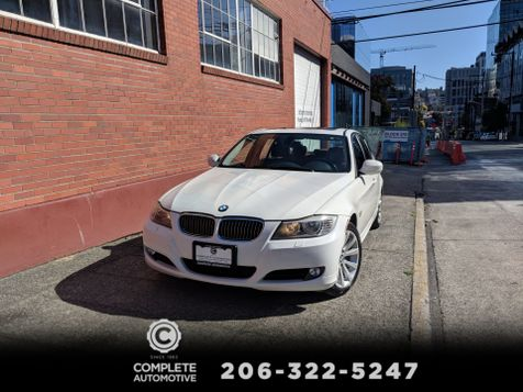 2011 BMW 328i xDrive Sedan All Wheel Drive Local 2 Owner History Premium Value Pkgs Heated Seats Moonroof  in Seattle