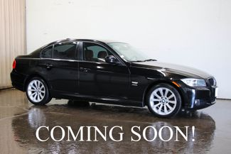 2011 BMW 328xi xDrive AWD Sport Sedan w/Heated Seats, in Eau Claire, Wisconsin