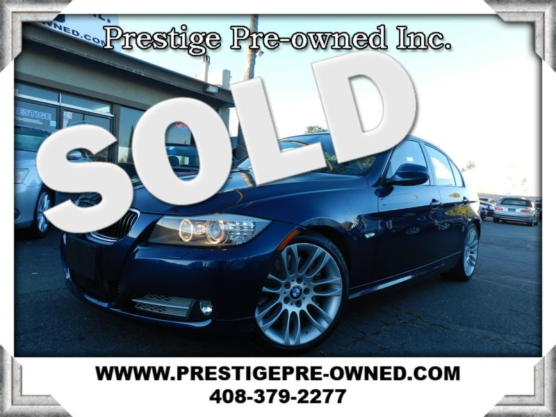 2011 BMW 335D (*NAVIGATION/HEATED SEATS/MOONROOF/LEATHER*)  in Campbell CA