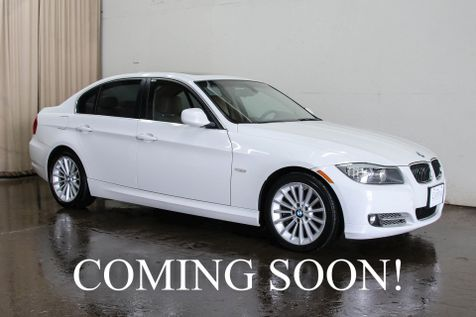 2011 BMW 335d Clean Diesel w/Heated Seats, Xenon Lights, Satellite Radio, Bluetooth & Gets 36 MPG in Eau Claire