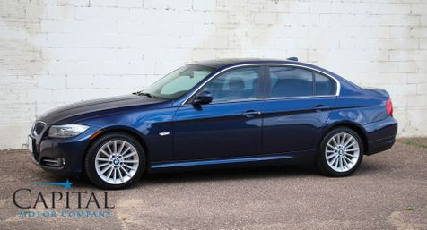 2011 BMW 335d Clean Turbo Diesel Sports Car with Power Moonroof, Xenon HID Lights and Gets 36MPG in Eau Claire