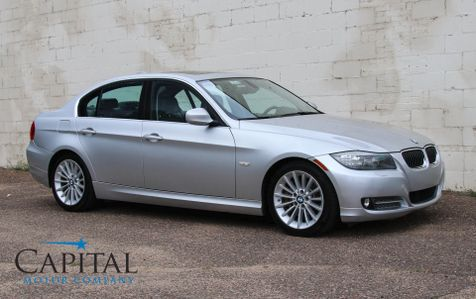 2011 BMW 335d Clean Turbo Diesel w/Heated Seats Moonroof Xenon Lights Satellite Radio & Gets 36MPG in Eau Claire