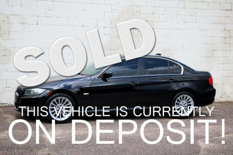 2011 BMW 335d Turbo Diesel w/Heated Seats & Steering Wheel, Power Moonroof, Xenon Lights and Gets 36 MPG in Eau Claire