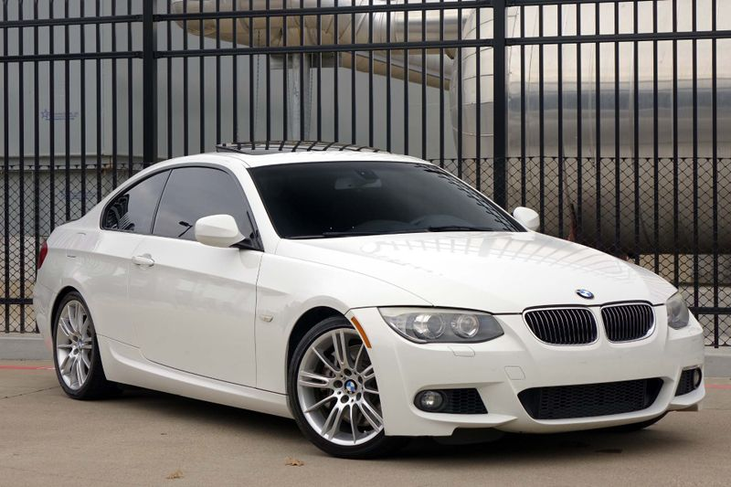 2011 BMW 335i M-Sport Coupe* Manual* Twin Turbo* EZ Finance** | Plano, TX | Carrick's Autos in Plano TX