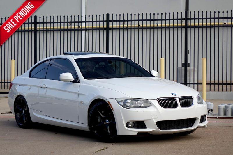 2011 BMW 335i * Manual* M Sport* NAV* Sunroof* RARE*** | Plano, TX | Carrick's Autos in Plano TX