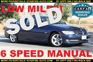 2011 BMW 335i 6 SPEED MANUAL Santa Clarita, CA