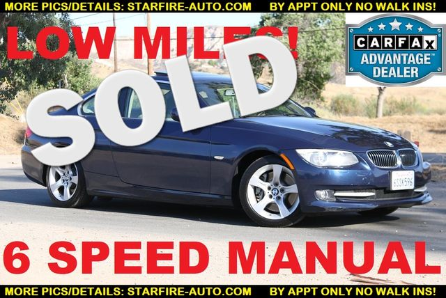 2011 BMW 335i 6 SPEED MANUAL Santa Clarita, CA 0