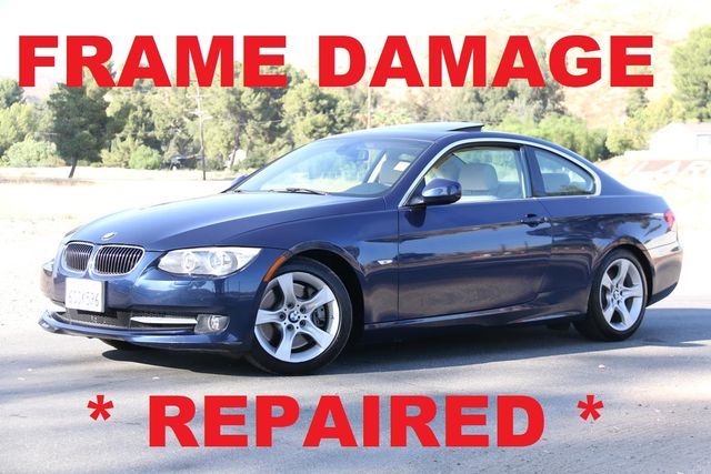 2011 BMW 335i 6 SPEED MANUAL Santa Clarita, CA 1