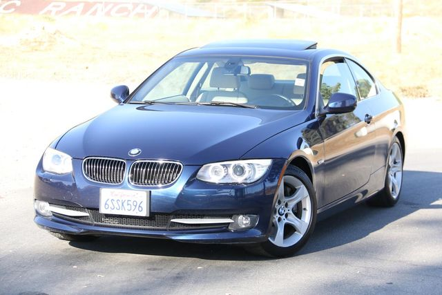 2011 BMW 335i 6 SPEED MANUAL Santa Clarita, CA 4