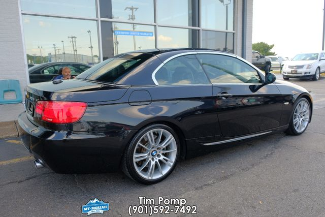2011 BMW 335i w/ hard top covertible in Memphis, Tennessee 38115