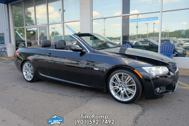 2011 BMW 335i w/ hard top covertible