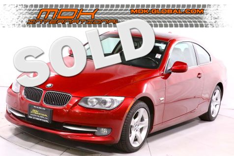 2011 BMW 335i xDrive - Premium - Navigation - Manual transmission in Los Angeles
