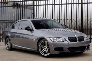 2011 BMW 335is *Sunroof* Harmon Kardon* Red Interior***    Plano, TX   Carrick's Autos in Plano TX