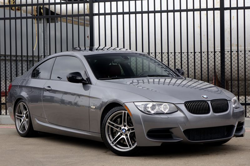 2011 BMW 335is *Sunroof* Harmon Kardon* Red Interior***  | Plano, TX | Carrick's Autos in Plano TX