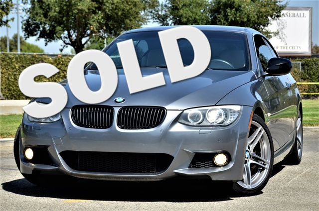 2011 BMW 335is M SPORT! DUAL CLUTCH! Reseda, CA 0