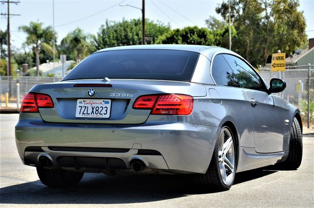 2011 BMW 335is M SPORT! DUAL CLUTCH! Reseda, CA 2