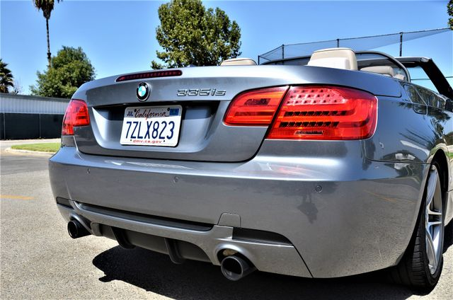 2011 BMW 335is M SPORT! DUAL CLUTCH! Reseda, CA 4